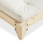 ELAN BED natural pine (posteľ z borovice)