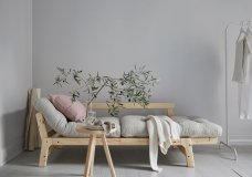 STEP SOFA natural pine (pohovka z borovice)