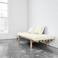 PACE SOFA natural pine (pohovka z borovice)